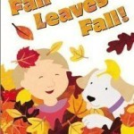 fall leaves fall sensory motor lesson plan