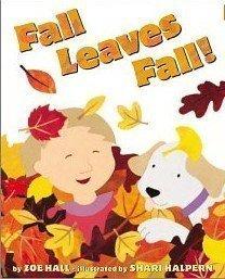 fall leaves fall sensory motor lesson plan