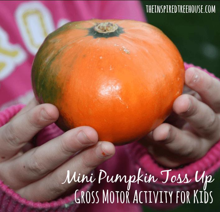 gross-motor-activities-for-kids-mini-pumpkin-tossup