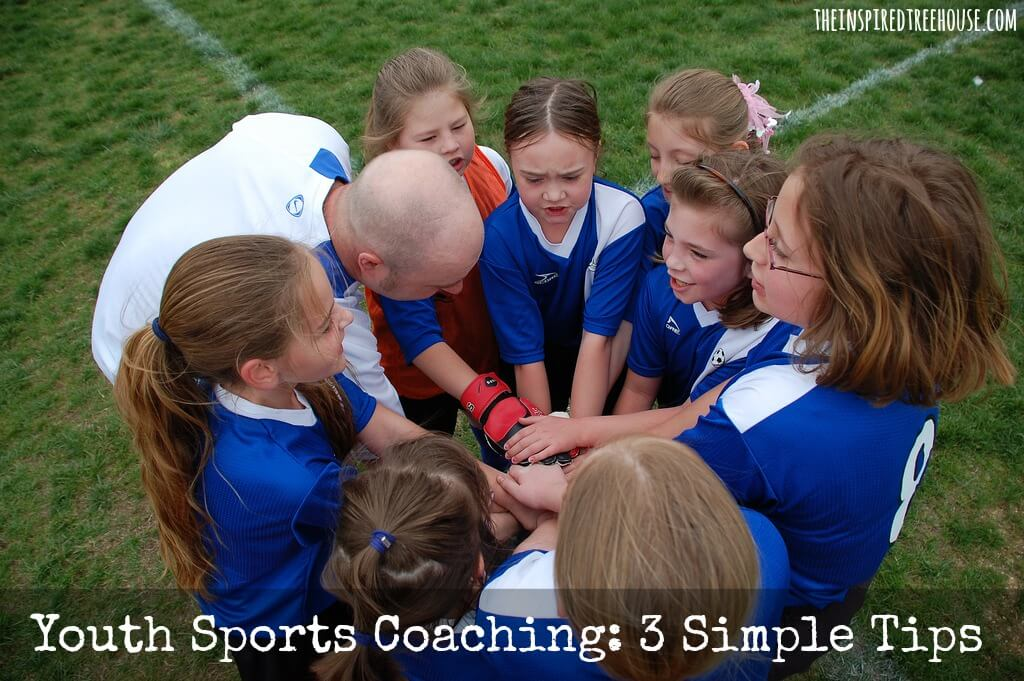 youth sports coaching 3 simple tips