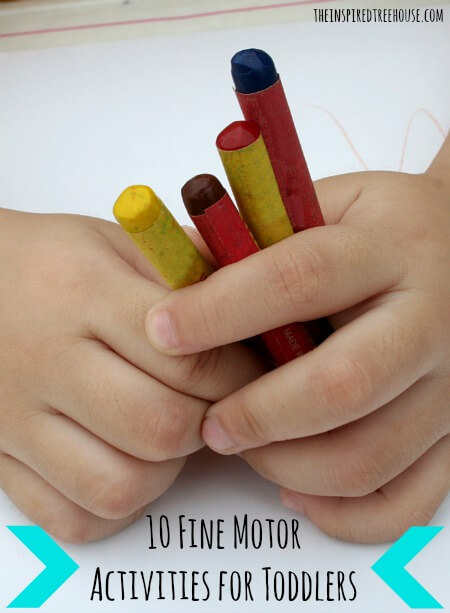 activities for toddlers fine motor TITLE FINAL