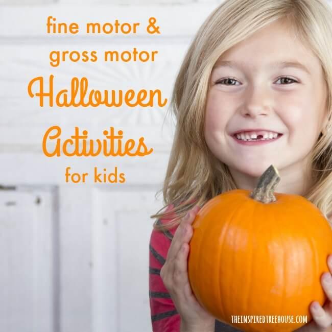 halloween activities for kids square