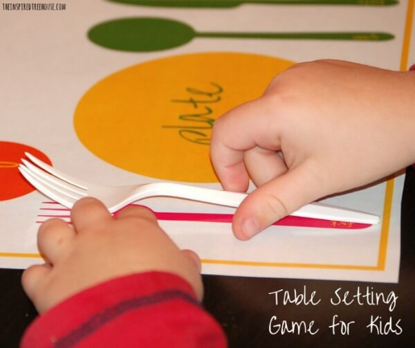 Thanksgiving Activities for Kids Table Setting Game post 1 FINAL
