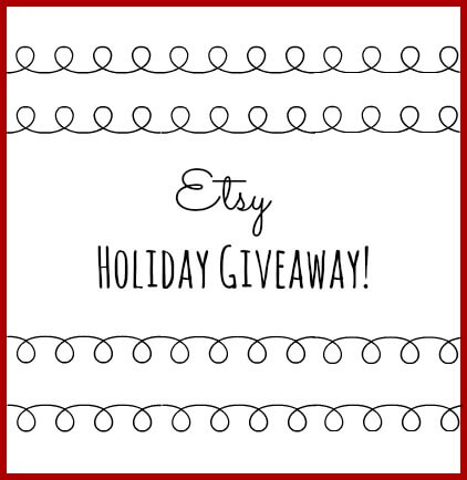 etsy holiday giveaway title image final
