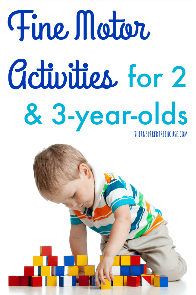 fine motor skills activities for 2 and 3 year olds the