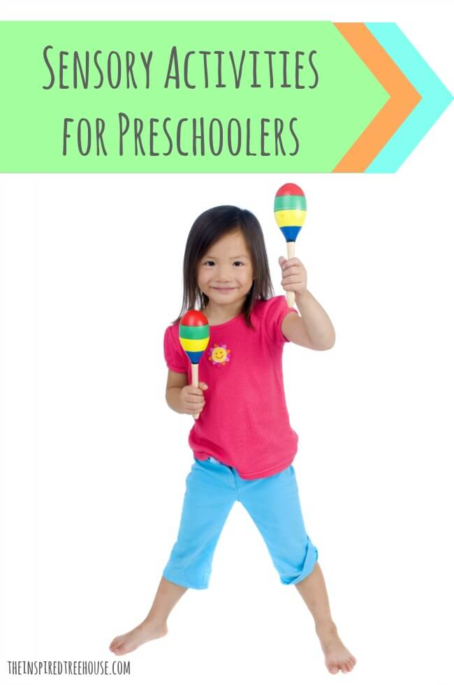 The Inspired Treehouse - Check out some of our favorite sensory activities for preschoolers!