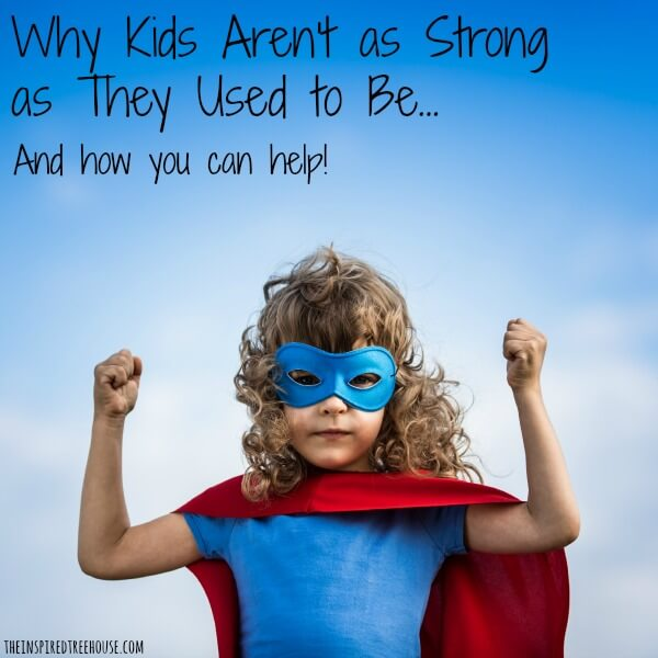 strengthening for kids