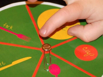 THANKSGIVING ACTIVITIES FOR KIDS: TABLE SETTING GAME