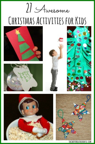 27 awesome christmas activities for kids title
