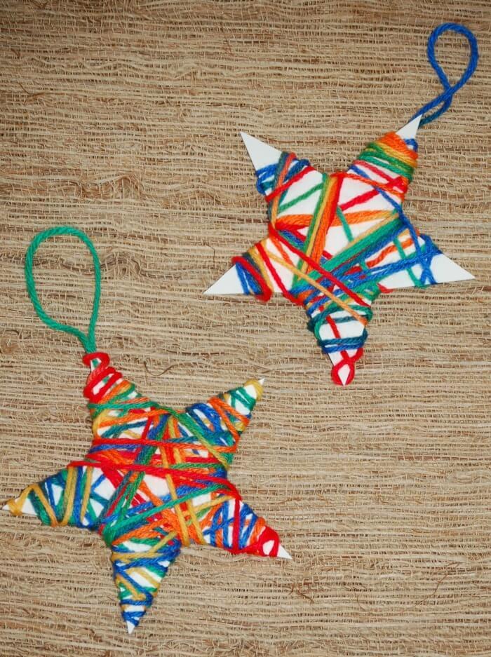 Christmas craft kids christmas craft ornaments kids christmas car
