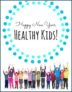 happy new year healthy kids feature image