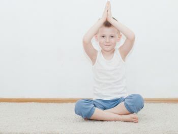 The Inspired Treehouse - Yoga for kids is an awesome way to connect and celebrate the seasons with little ones.