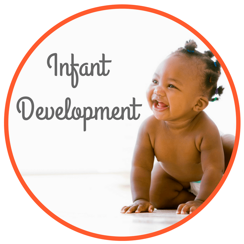 The Inspired Treehouse - Learn more about the developmental milestones to expect during infant development.