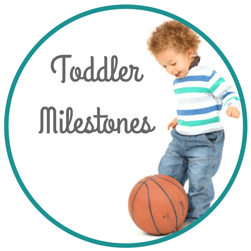 The Inspired Treehouse - Learn about toddler milestones and these developmental milestones evolve.