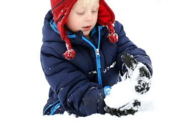 30 Outdoor Winter Activities for Kids!