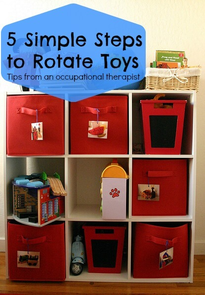 Toy Rotation Tips