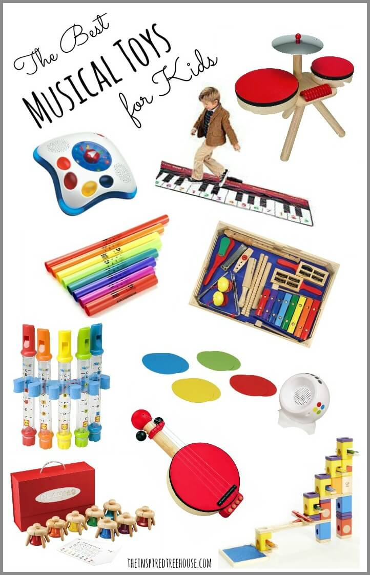 Musical Toys For Toddlers : The best musical toys for kids inspired treehouse