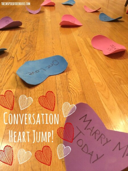 valentines ideas conversation heart jump1