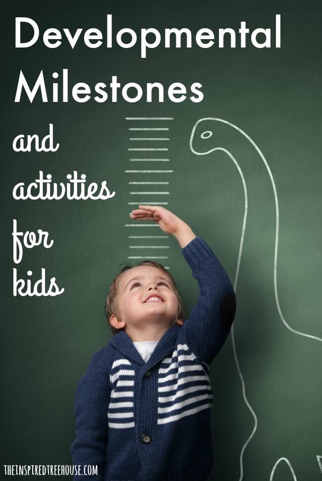 developmental milestones pin