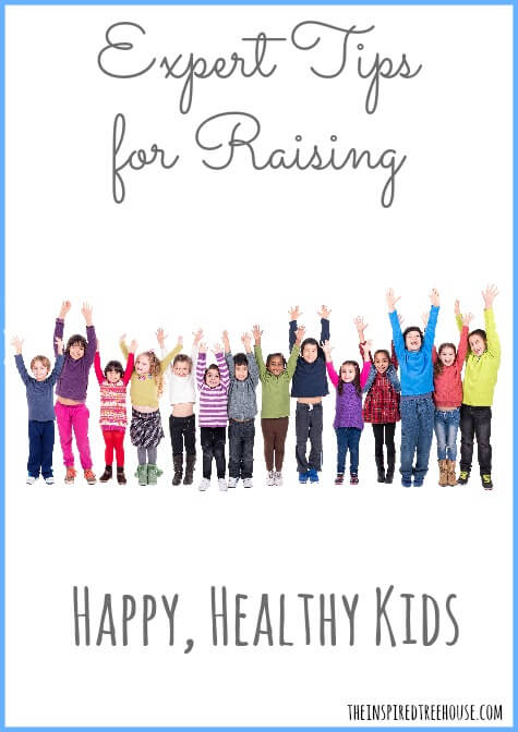 happy healthy kids title