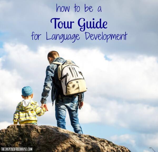 language development tour guide image