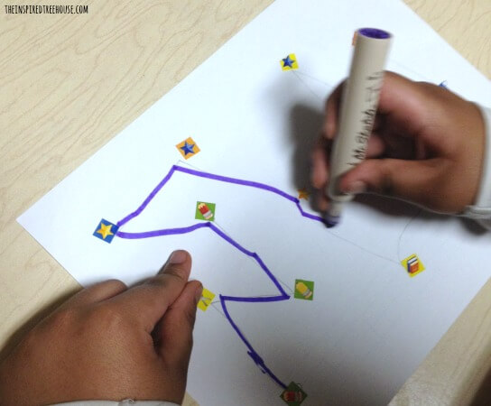 Therapy Thursday Super Easy Fine Motor Skills Activity