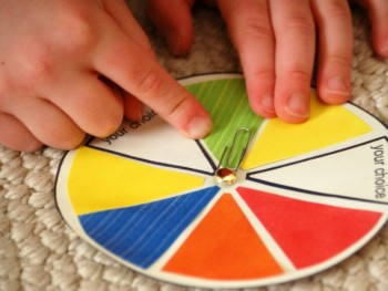 EASY GAMES FOR KIDS: BUILD A RAINBOW!