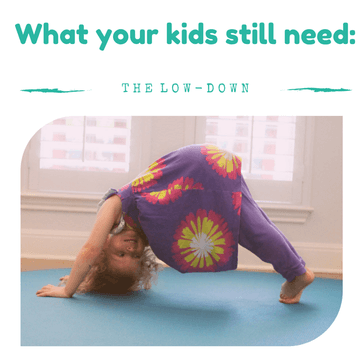 yogapeutics calming strategies for kids