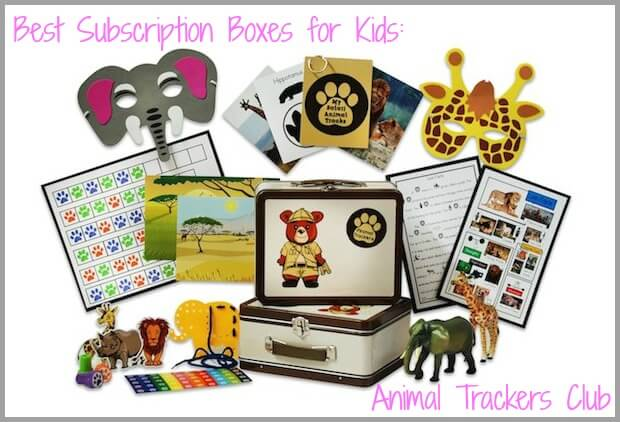 best subscription boxes animal trackers title