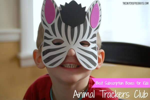 best subscription boxes for kids animal trackers club 1