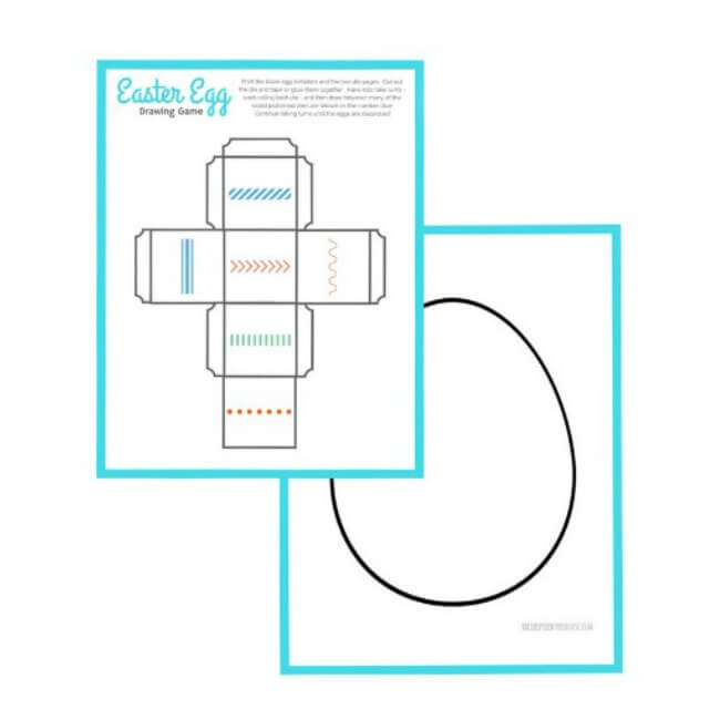 The Inspired Treehouse - This fun visual motor integration activity is a fun way to promote prewriting skills and more!