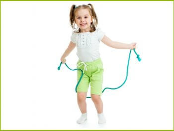 TEACHING YOUR CHILD HOW TO JUMP ROPE