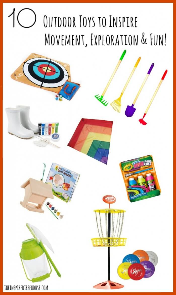 10 outdoor toys to inspire movement exploration amp fun
