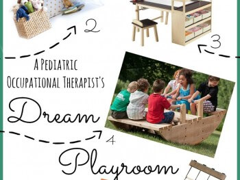 PLAYROOM IDEAS FOR KIDS: CLAIRE'S DREAM PLAYROOM