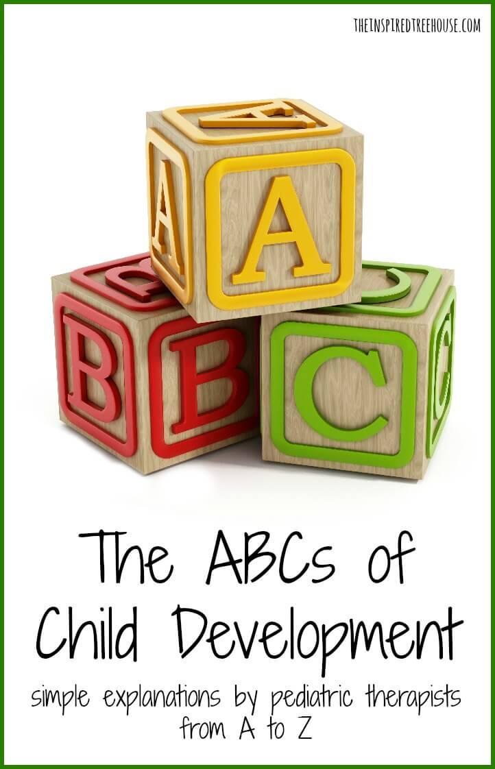 The Abcs Of Child Development Developmental Skills The