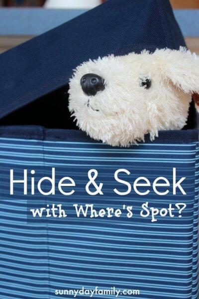 Hide & Seek with Spot