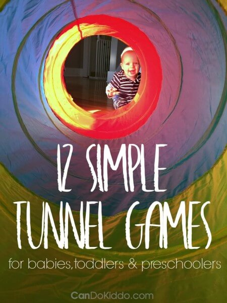 Simple+Tunnel+Play+Activities+for+babies+toddlers+and+preschoolers