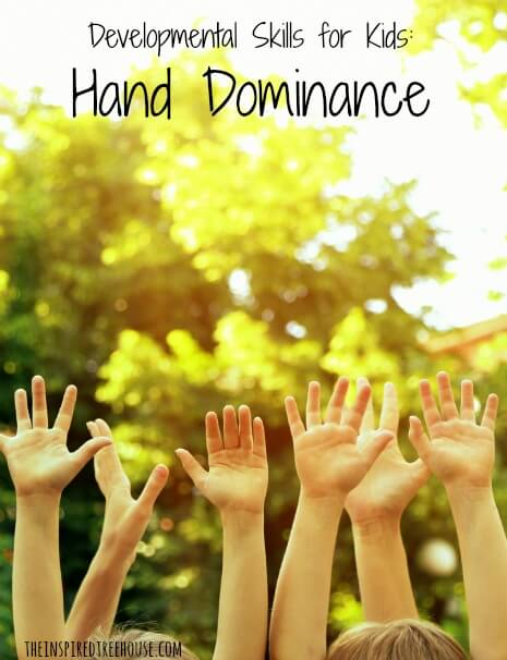 hand dominance title