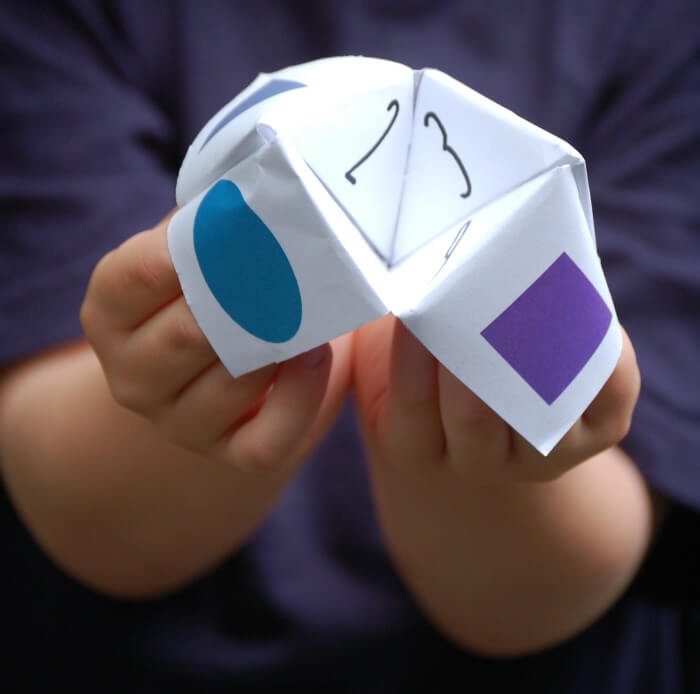 summer activities fortune tellers featured