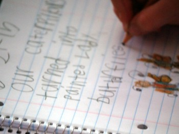 Handwriting for Kids: Spacing