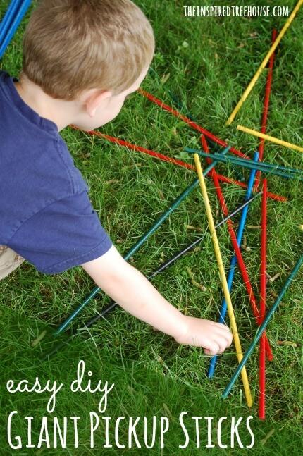 group games for kids pickup sticks title