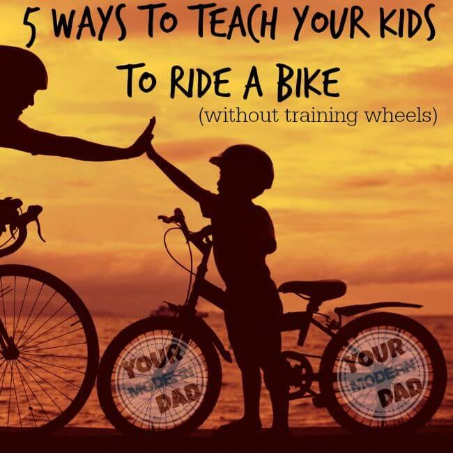 5-ways-to-ride-a-bike