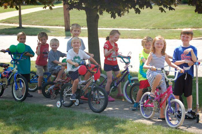 HOW TO PLAN A BOX TOPS BIKE-A-THON!