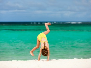 10 Days to Conquer: How to Do a Cartwheel
