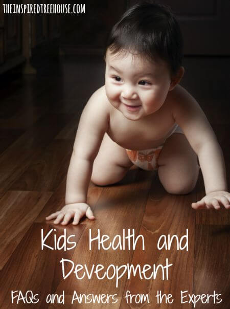 kids health q and a title