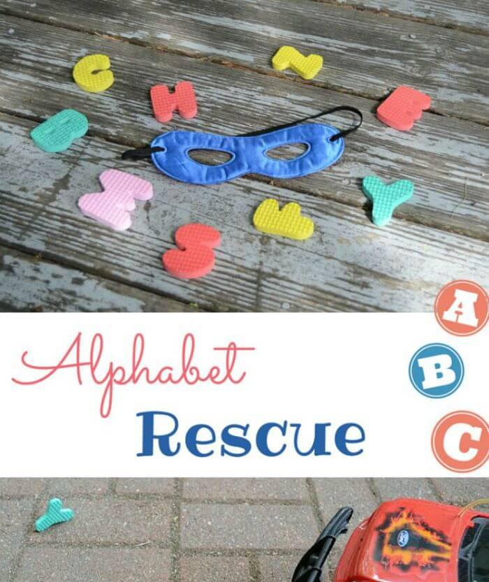 Alphabet rescue featured