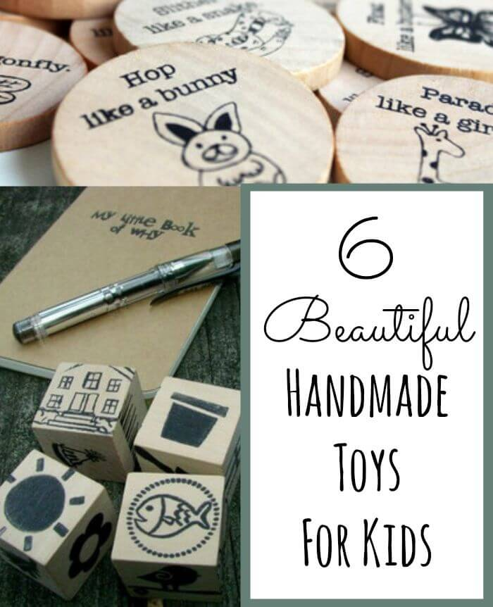 handmade toys featured