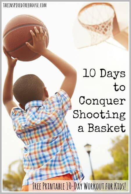 how to shoot a basketball title