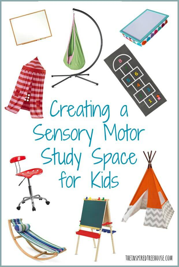 study space for kids title