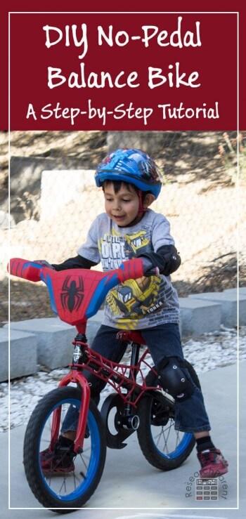 DIY-No-Pedal-Balance-Bike